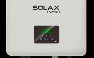 Solax X3 PRO 2 munkapontos 12KW inverter